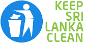 keep Sri Lanka clean